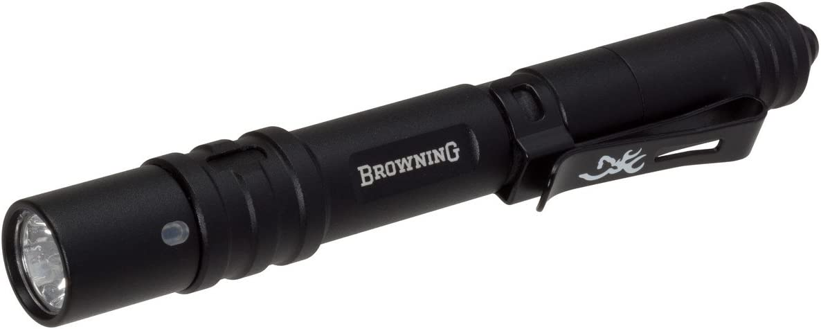 Browning, Microblast Pen Light USB Rechargeable, Black