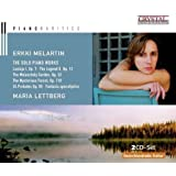 Erkki Melartin-the Solo Piano Work