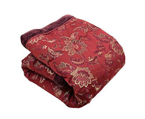 kamiyuto Kyoto [Romance Kosugi: kotatsu Comforter (Square) Yarn-Dyed Potato - de Engine 1-4835-5631-5800