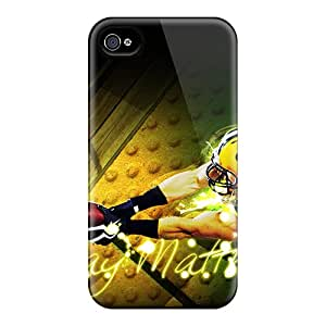 Iphone 6plus IXF18310VGIE Customized Beautiful Green Bay Packers Skin Protector Hard Phone Cases -JamieBratt