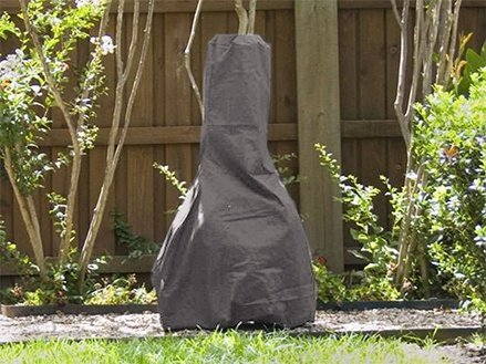Chiminea Cover Elite 28'' Dia X 48'' H Color: Charcoal FCP740.CH2 by CoverMates