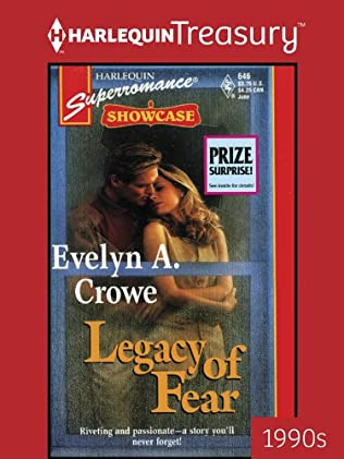book cover of Legacy of Fear