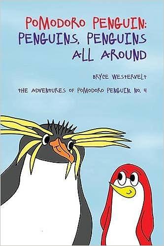 Pomodoro Penguin: Penguins, Penguins All Around