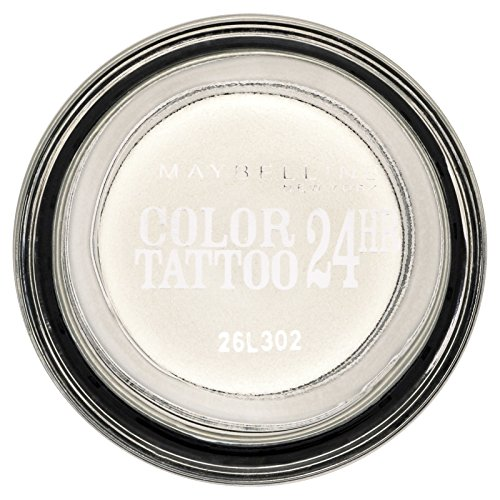 Maybelline New York Color Tattoo - Ombre à paupières Blanc - 45 infinite white product image