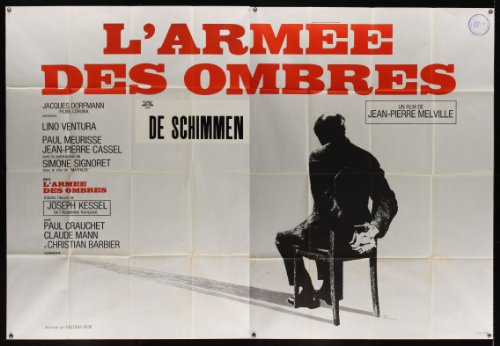 L/'Armee Des Ombres Poster