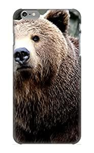 Xdkkeh-5385-sigwguu Tpu Case Skin Protector For Iphone 6 Plus Animal Bear With Nice Appearance For Lovers Gifts