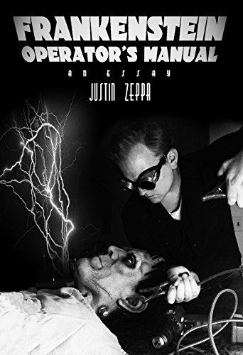 Frankenstein Operator's Manual: An Essay -