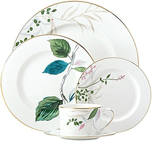 (kate spade new york Birch Way 5-Piece Dishware Place Setting)