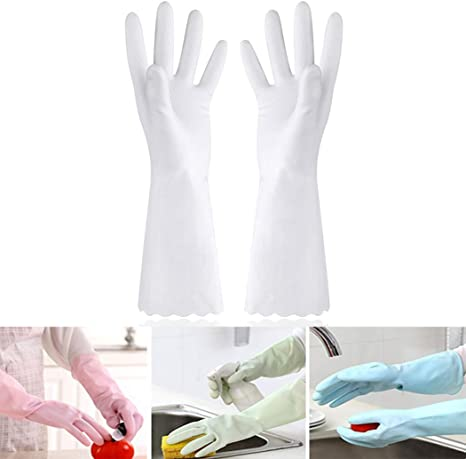 Haushalt Küche Reinigung Wasserdichte Handschuhe Haushaltshandschuhe
