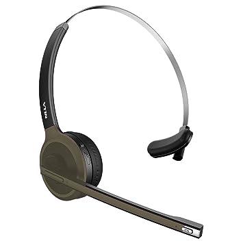Auriculares Bluetooth, VicTsing deportes Sweatproof auriculares HIFI inalámbrico auriculares de diadema con micrófono integrado para