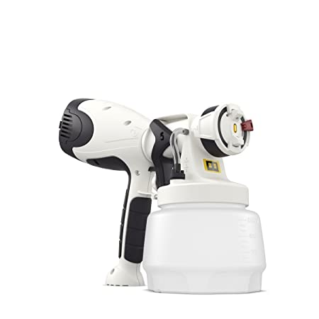 wagner w 400 electric paint sprayer for wall ceiling paint