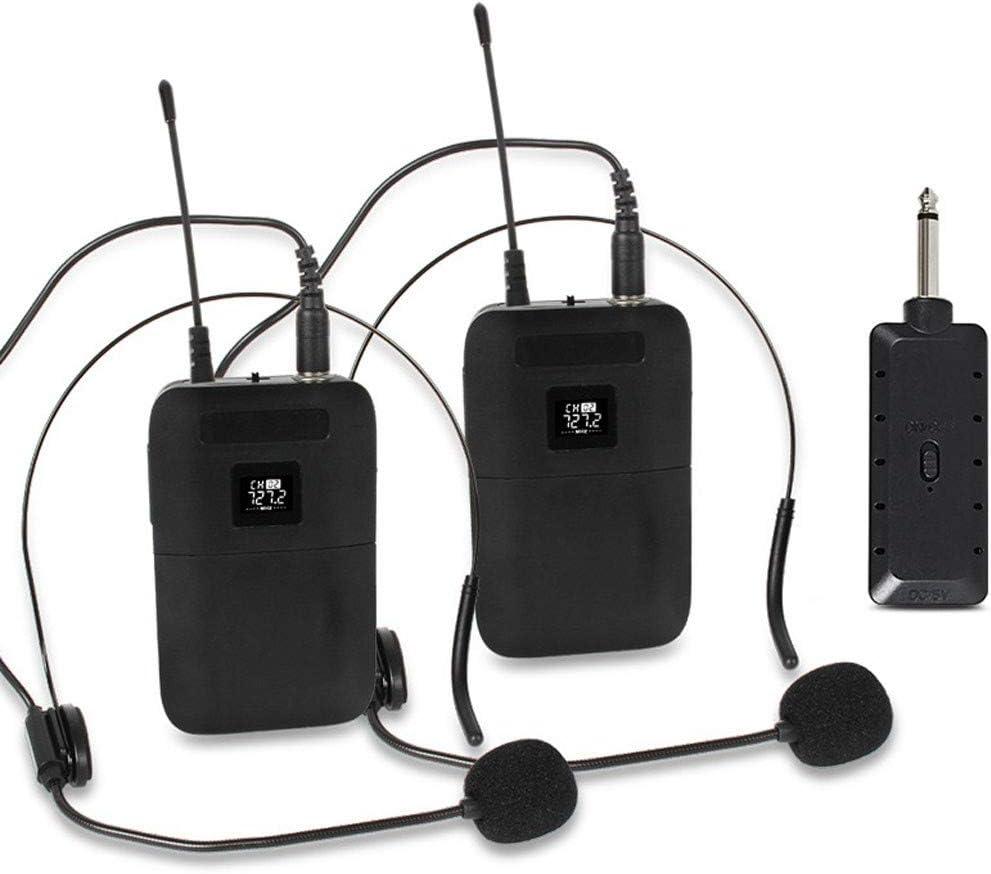 Sistema De Micrófono Inalámbrico, Juego De Micrófonos Inalámbricos ...