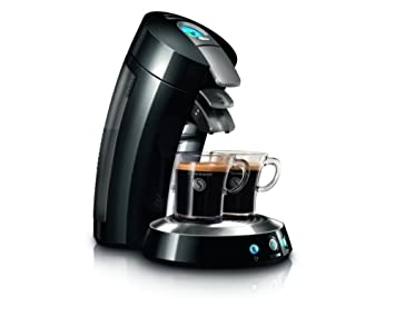 Senseo HD7830/63 Máquina de café en cápsulas 1.2L 8tazas Negro - Cafetera (Máquina de café en cápsulas, 1,2 L, Negro): Amazon.es: Hogar