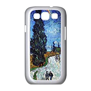 TOSOUL Phone Case Van Gogh Hard Back Case Cover For Samsung Galaxy S3 I9300