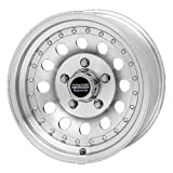 2001 dodge ram 1500 rims - American Racing Outlaw II AR62 Machined Wheel with Clear Coat (16x8