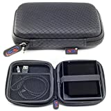 Slim Hard Carrying Case for Garmin Drive 51 50 Drivesmart 51 50 Driveassist 51 50 Zumo 396LMT-S 595LM 395LM 396 595 395 Dezl Nuvi 57 5'' GPS with Lanyard