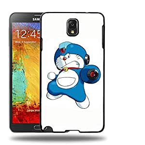 meilz aiaiCase88 Designs Rockman X Doraemon Protective Snap-on Hard Back Case Cover for Samsung Galaxy Note 3meilz aiai