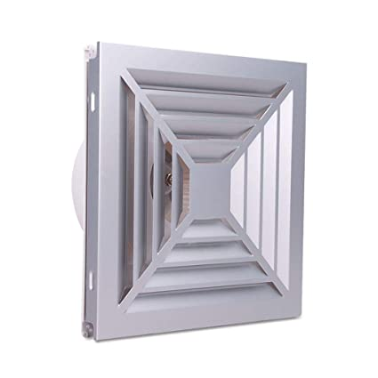 Amazon.com: Moolo Ventilation Fan, Integrated Ceiling Type ...
