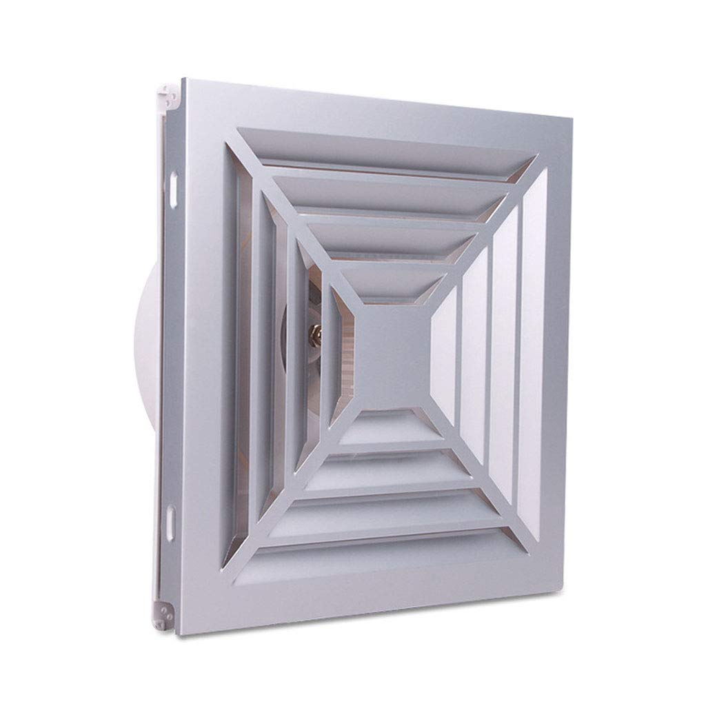 Moolo Ventilation Fan, Integrated Ceiling Type Kitchen Bathroom Exhaust Fan