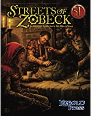 STREETS OF ZOBECK: for 5th Edition