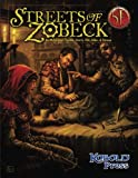 img - for Streets of Zobeck: for 5th Edition book / textbook / text book
