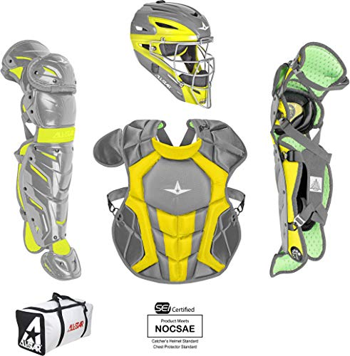 (All-Star Youth System7 Axis Catchers Kit)