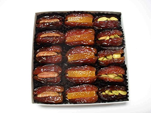 Gourmet Filled Medjool Dates - 15 Pc by The Date Place