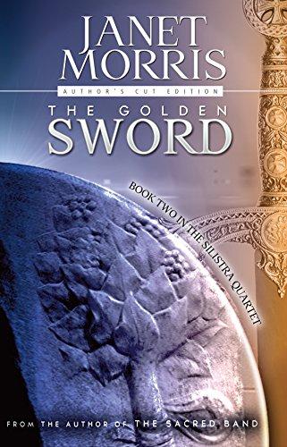(The Golden Sword (The Silistra Quartet Book)