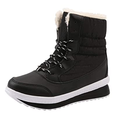 a60cc6979ae8 snow boots Bottes De Neige Bottes De Combat pour Femmes