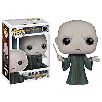 Funko POP Movies: Harry Potter - Voldemort Action Figure: Funko Pop! Movies:: Toys & Games