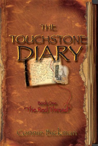 The Touchstone Diary (The Red Thread Book 1)