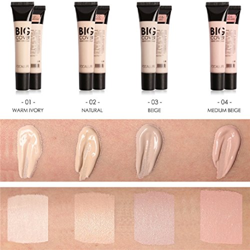 YABINA HD Pro Conceal High Definition Concealer Perfect Cover Pores Dark Circles (2)