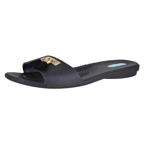 5c899a5f7be0 Oka elon licorice womens flip flop sandals jpg 500x500 Okab flip flops