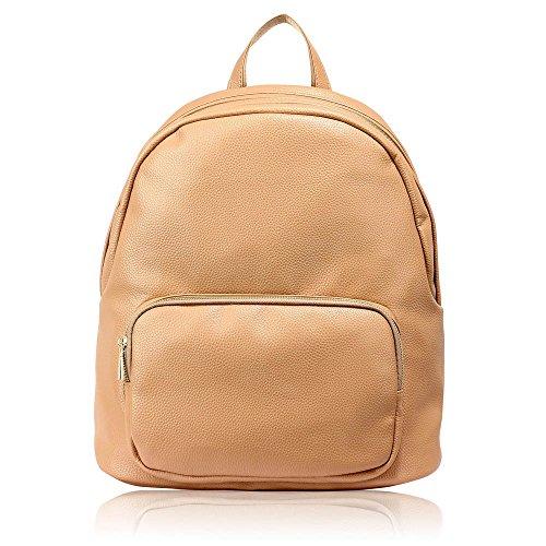 ANNA GRACE - Bolso mochila  para mujer Nackt