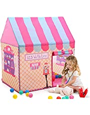 Play Tents for Girls Tent for Kids Indoor Playhouse Toddler Toys for Girls Gift for Children Baby Clubhouse Tent
