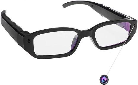 Opinión sobre Gafas deportivas espía, de Mofek, con cámara oculta mini DV, con calidad HD, resolución de 1920 x 1080 píxeles y 8 GB de capacidad