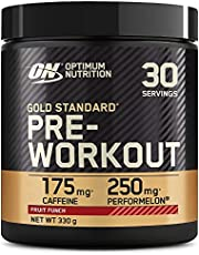 Optimum Nutrition Gold Standard Pre-Work Out, Fruit Punch