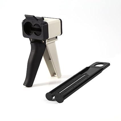 Dispensador de Mezcla de Impresión Dental 2: 1, 1: 1 Pistola de Dispensador
