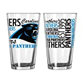 Carolina Panthers Official NFL 16 fl. oz. Spirit Pint Glass …