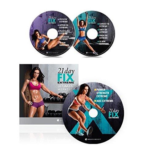 21 Day Fix EXTREME 3 DVD Workout Set