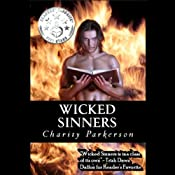 Wicked Sinners: The Sinners, Book 2 | Charity Parkerson