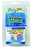 Camco 44033 Fridge Brace - 2 pack