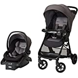 Baby : Safety 1st Smooth Ride Travel System with OnBoard 35 LT Infant Car Seat, Monument 2