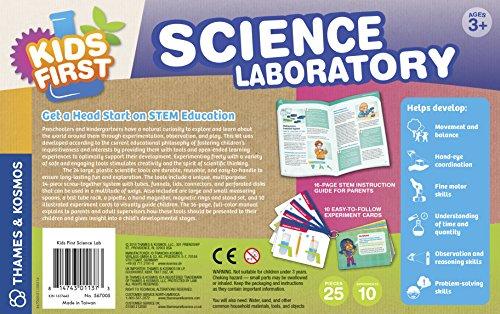51LduLBd2iL - Kids First Science Laboratory Kit