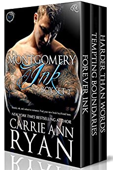 Montgomery Ink Box Set 2 (Books 1.5, 2, and 3) by [Ryan, Carrie Ann]