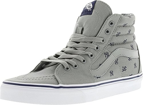 Vans Unisex Sk8-Hallo MLB Skate Schuhe-New York Yankees / Gry New York Yankees / Gry