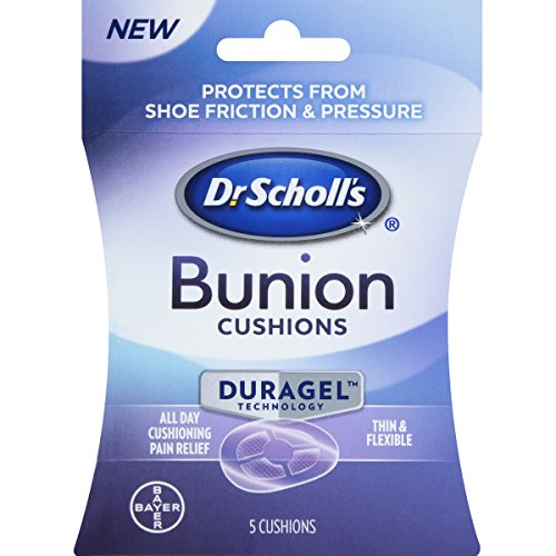 Gel Bunion Shield - Dr Scholl's Duragel Bunion Cushion (5 cushions)