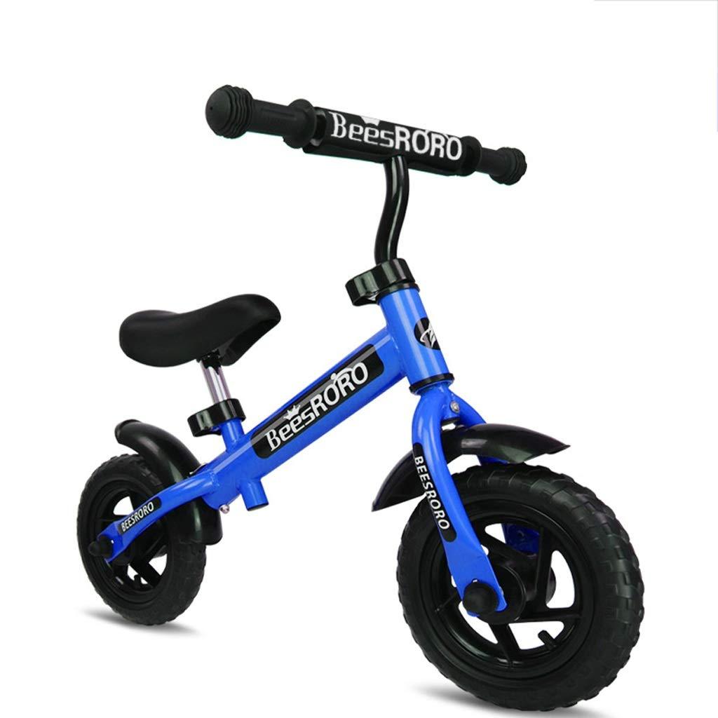 人気TOP 幼児の訓練のための子供のバランスのバイクペダルの自転車無し 青 B07PRPGQDW B07PRPGQDW, 日本通販ショッピング:a1d394fd --- senas.4x4.lt