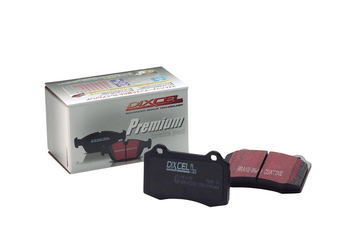 DIXCEL (ディクセル) ブレーキパッド【Premium type】(フロント用) MERCEDES BENZ W140 P-1110842 B008B3THUC MERCEDES BENZ W140|P-1110842  MERCEDES BENZ W140