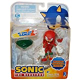 Sonic 3 Inch Action Figure - Knuckles with Master